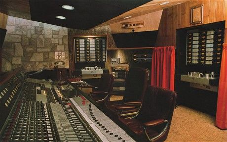 Excellent article: Inside the studio where Freddie Mercury sang his last song - Telegraph