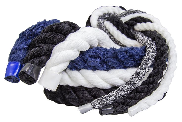 FMS Ultra Soft Triple-Strand 1/4 Inch & 1/2 Inch Twisted Chenille Rope by the Foot, 10 Feet, 25 Feet, 50 Feet, 100 Feet and Full Spools (Black)(1/2 Inch x 640 Feet). NATURAL CHENILLE ROPE IS SOFT TO THE TOUCH, easy to tie knots in and splice. Commonly used as a tent-line rope, hammock rope, halter and lead rope, harness rope, crab trap rope, awning rope, decorative rope and as an adult novelty item. Chenille is the softest of all fibers, which makes it ideal for when rope abrasion is a...