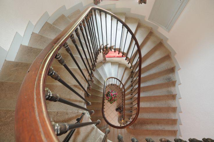 Escalier début XIXème siècle...