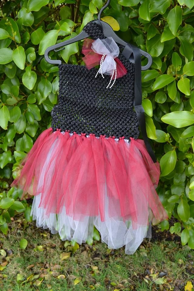 Beautiful Great and Maroon Tutu Dress with Matching Headband https://www.etsy.com/listing/184640296/black-maroon-grey-layered-tutu-dress?ref=shop_home_active_16