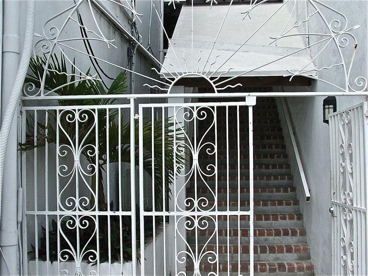 Gates in Hamilton, Bermuda   by kman5847
