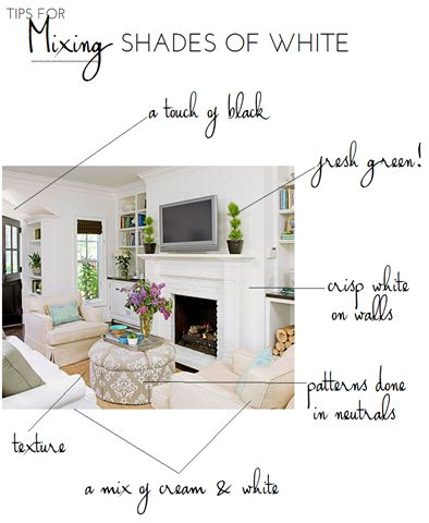 How to Mix Shades of White | Emily Clark