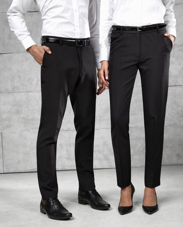 kalhoty pánské a dámské