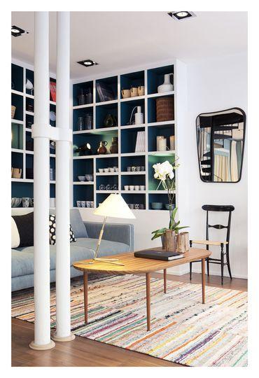 Nouvelle collection sarah lavoine meubles et accessoires for Etageres murales arrondies