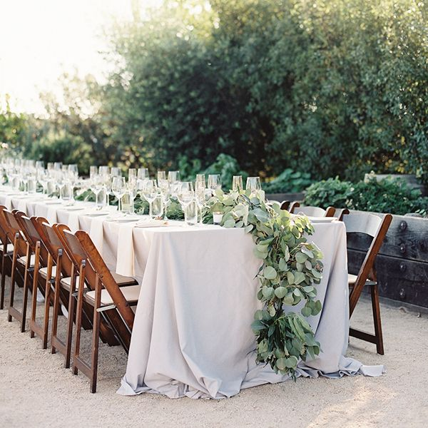 Romantic California Wedding Ideas via oncewed.com