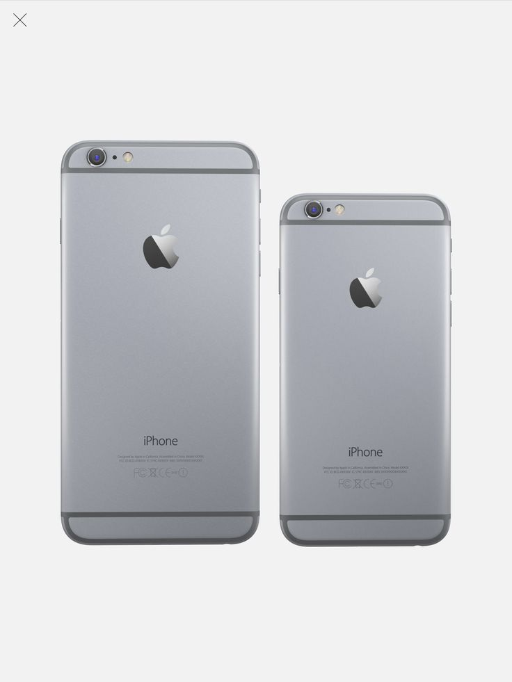 iPhone 6&6Plus