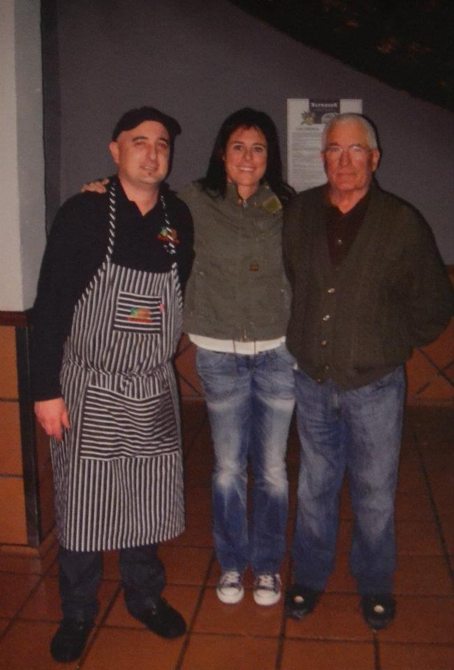 Ibon, Edurne Pasaban & Juanito