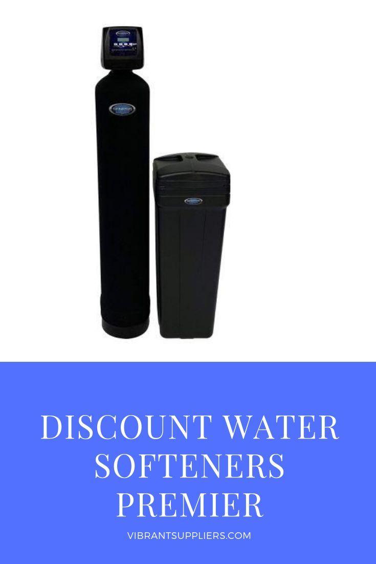 Discount Water Softeners Genesis Premier Affiliate Link Water Softener Water Softener Salt Softener