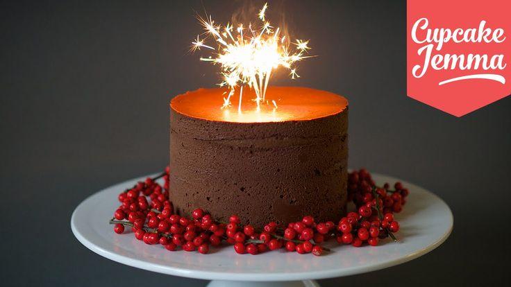 Chocolate Madeira Cake Cupcake Jemma