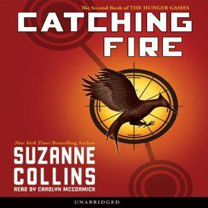 Catching Fire Audiobook - Suzanne Collins Book 2. This is a great followup to The Hunger Games Trilogy!