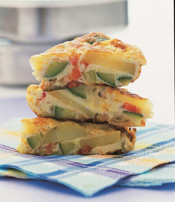 Annabel Karmel's Spanish omelette