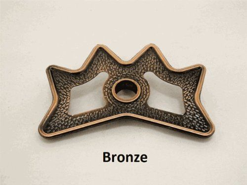 Bronze Billiard Bridge Head by Game Room Guys. $5.99. Helps beginners to pros shoot the hard to reach shots. Quality bridge heads are built to last.