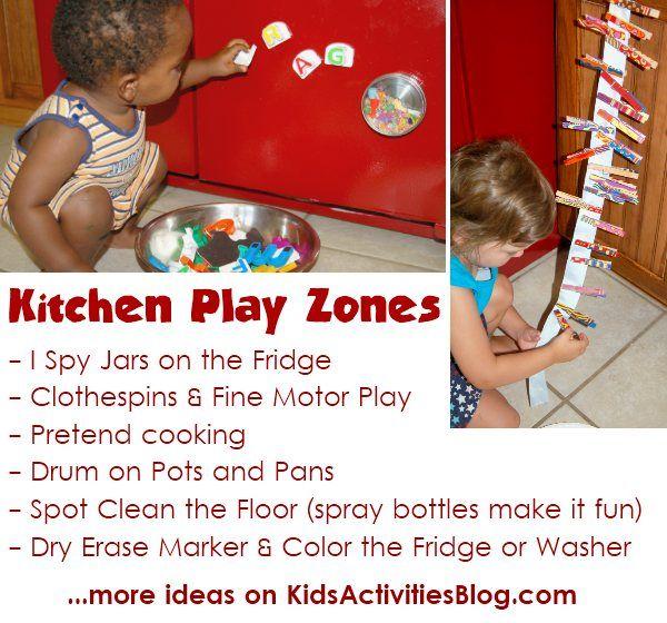 Kitchen Play Zones: Idea, Floor, For Kids, Grandkid S, Grandkids, Daughter, Children, Boy