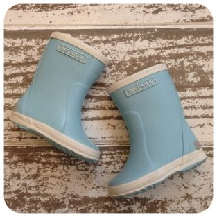 Bergstein boots celeste!
