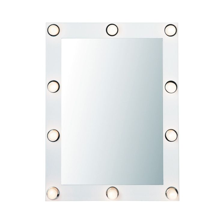 Miroir lumineux H 80 cm LOGE