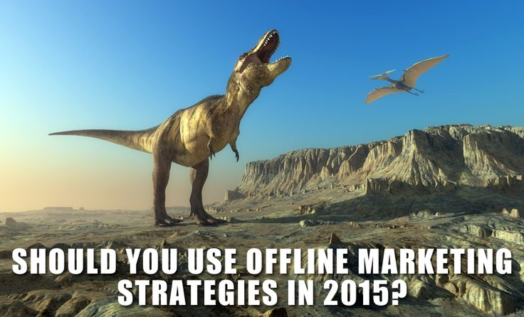 Is offline marketing still relevant in the digital era? Should you be even using it in your 2015 Marketing Strategy? The answers may surprise you: http://streetsmartmarketing.com.au/offline-marketing-techniques/