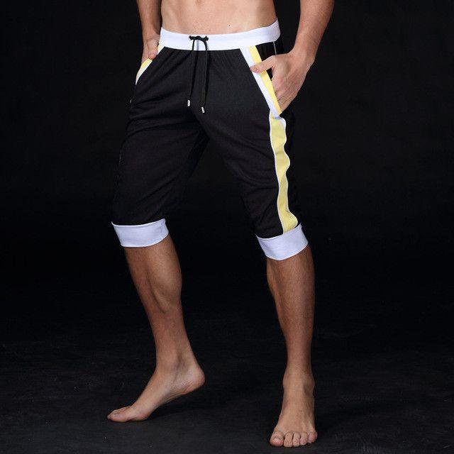 Summer leisure Sporting shorts men trousers elastic