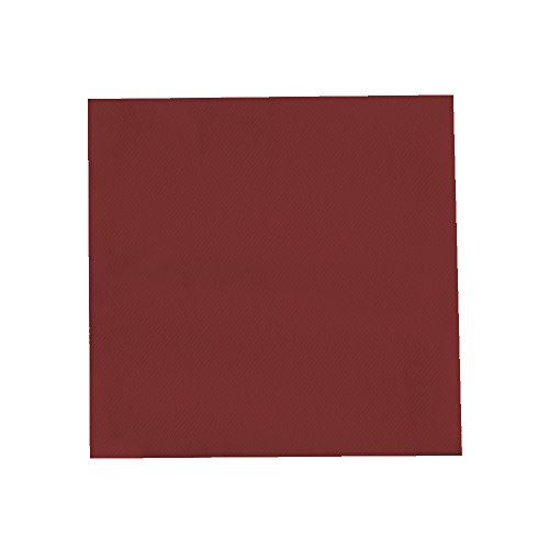 Luxenap Air Laid Disposable Napkins Bordeaux 16x16 inches 25 count * This is an Amazon Affiliate link. Click on the image for additional details.