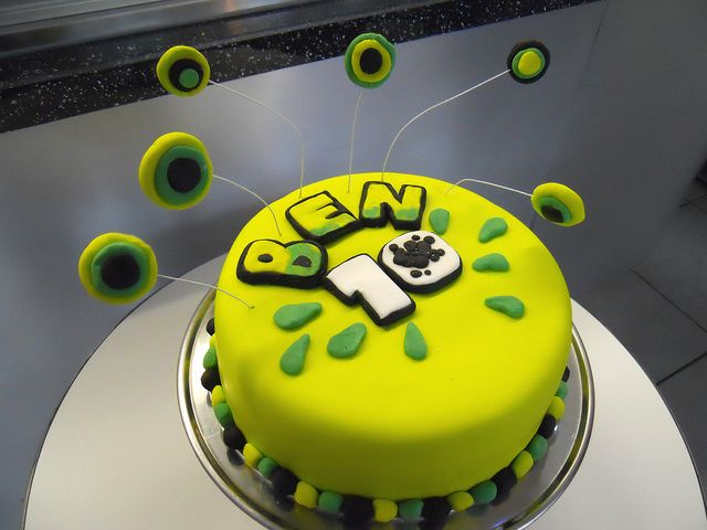 Ben 10 Birthday cake by cakeheaven1, via Flickr