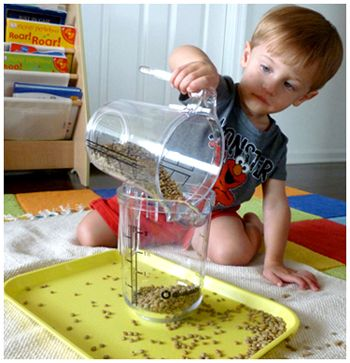 There are only two ways to live your life.: Montessori for 21 to 22 Month Olds