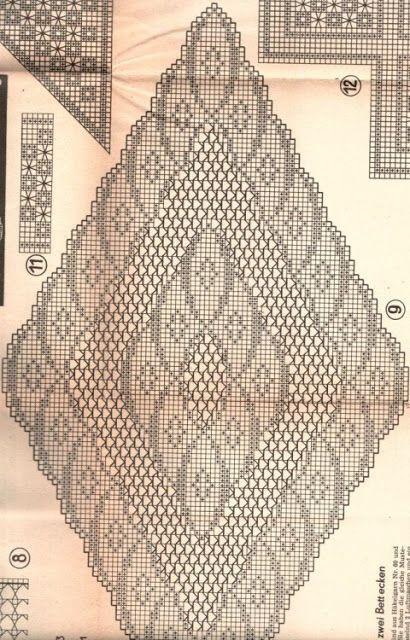 Kira scheme crochet: Scheme crochet no. 1656
