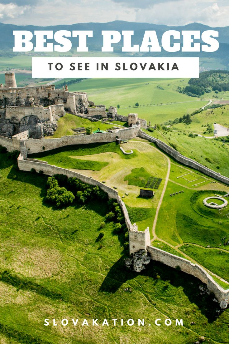 Slovakia is a fairly small country. What is a pity on one hand, but on the other hand it´s and advantage, because you can explore it in couple of days and visit all of the most impressive places.