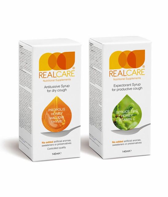 Real Care Nutritional Supplements on Packaging of the World - Creative Package Design Gallery