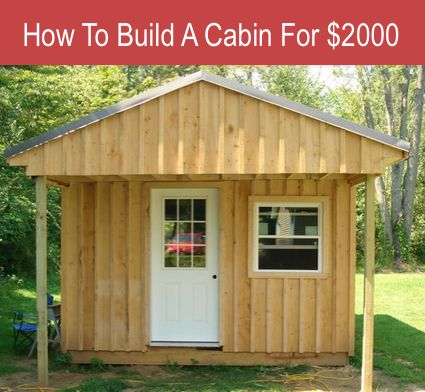 Place your ad here loading if you want to build a cabin for Small cabins to build cheap