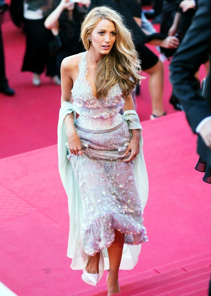 #blakelively #fashion #cannes #festival #dress #style #cool #look