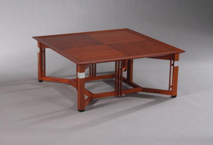 Schuitema salontafel Art Deco - www.hoogebeen.nl/schuitema-meubelen/