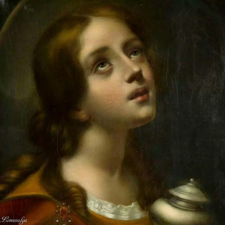 Italian School, 19th Century, After Carlo Dolci. Mary Magdalene