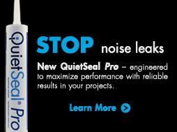 QuietRock EZ-SNAP  QuietRock EZ-SNAP Lowest cost, true score and snap with EZ-SNAP technology  QuietRock ES is the first sound reducing drywall that easily scores and snaps using breakthrough EZ-SNAP technology.  QuietRock ES has no paper, and no metal on the inside of the panel yet delivers acoustical ratings of up to STC 55 on single stud construction. This patented product is easy to install and is ideal for residential and commercial construction. QuietRock ES Benefits      EZ-SNAP…