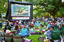 Movies in the Park | Summer Free For All - Movies, Concerts & Playgrounds in the Park | The City of Portland, Oregon