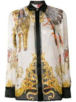 Save the Native American baroque shirt | Best Fashion Style