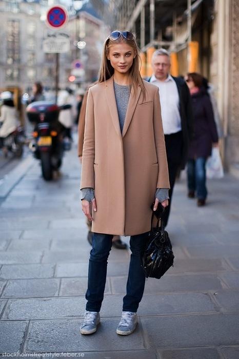 Stockholm Street Style - Anna Seleneva