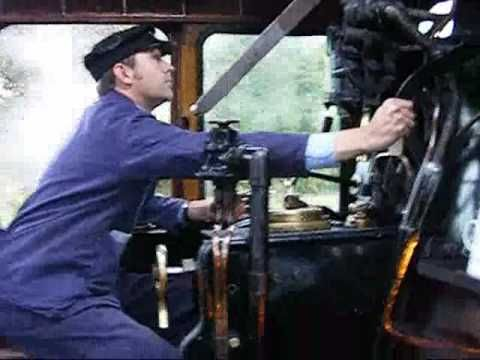 """""""A TPO from the Footplate!"""" of Britannia Class No.70013 """"Oliver Cromwell"""""""