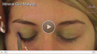Mineral Göz Makyajı