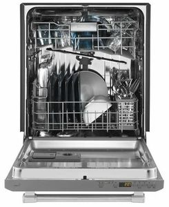 MDB8969SDM Maytag Quietest Dishwasher Ever with Large Capacity - Monochromatic Stainless Steel