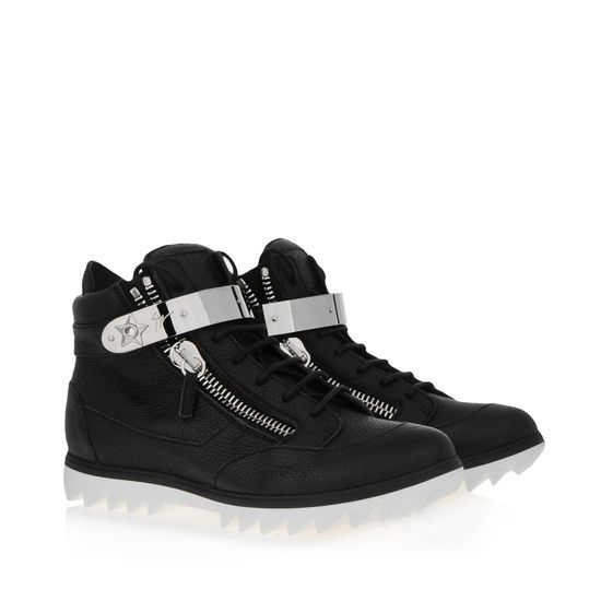 Sneakers - Sneakers Giuseppe Zanotti Design Men on Giuseppe Zanotti Design Online Store @@Melissa Nation@@ - Spring-Summer collection for men and women. Worldwide delivery.| RDM472 004
