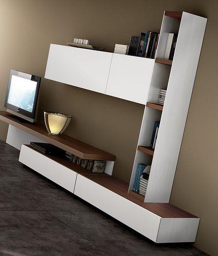 Las 25 mejores ideas sobre muebles laqueados en pinterest for Muebles modernos para living