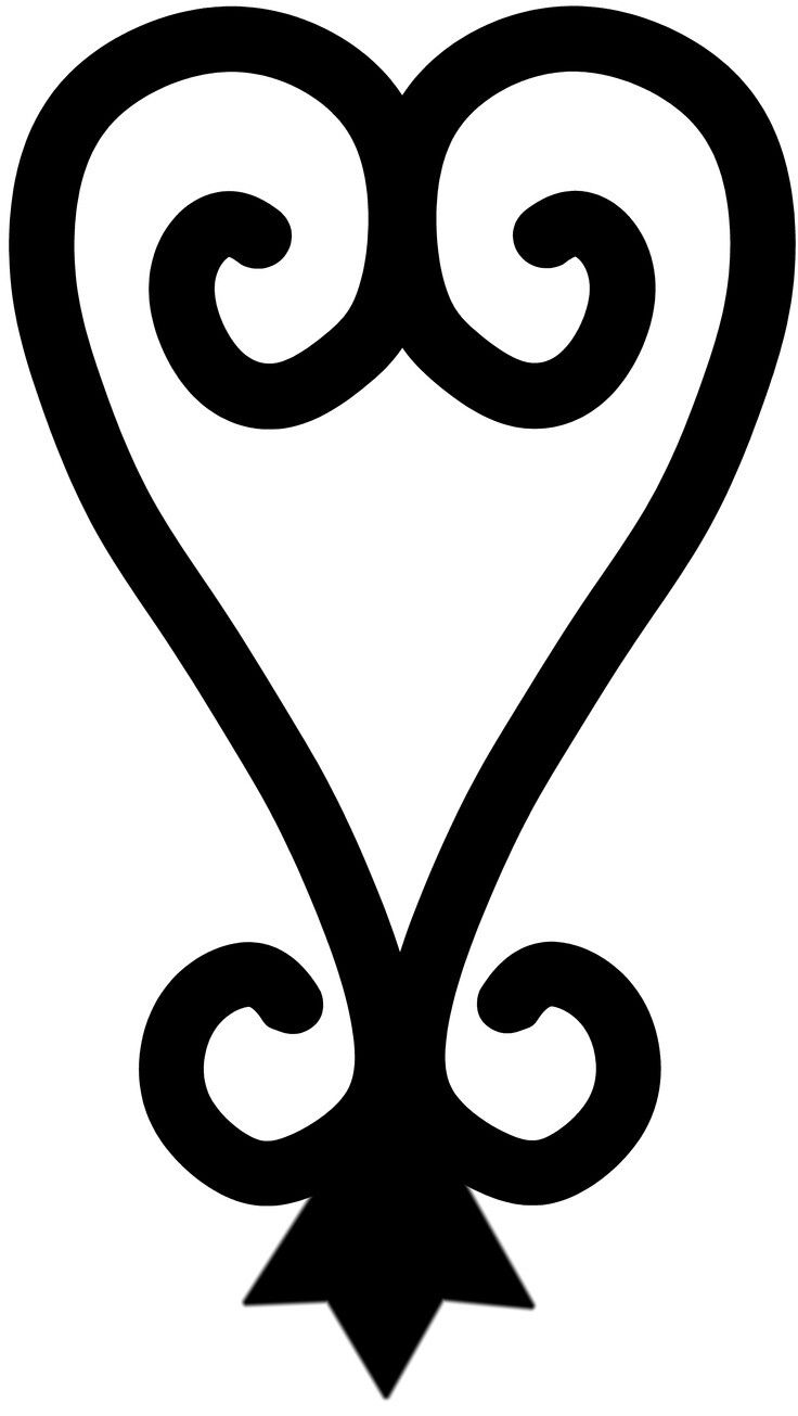 West African Symbol for the importance of learning from ...Symbols