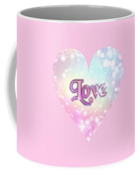 #pink #mugs #love #giftideas #hearts