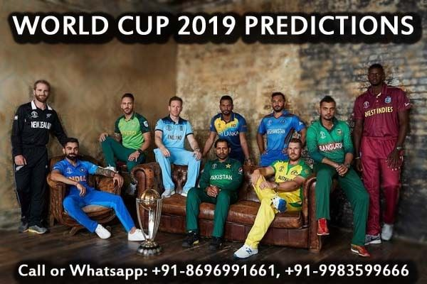 Get World Cup Matches Prediction by India's Best Astrologer