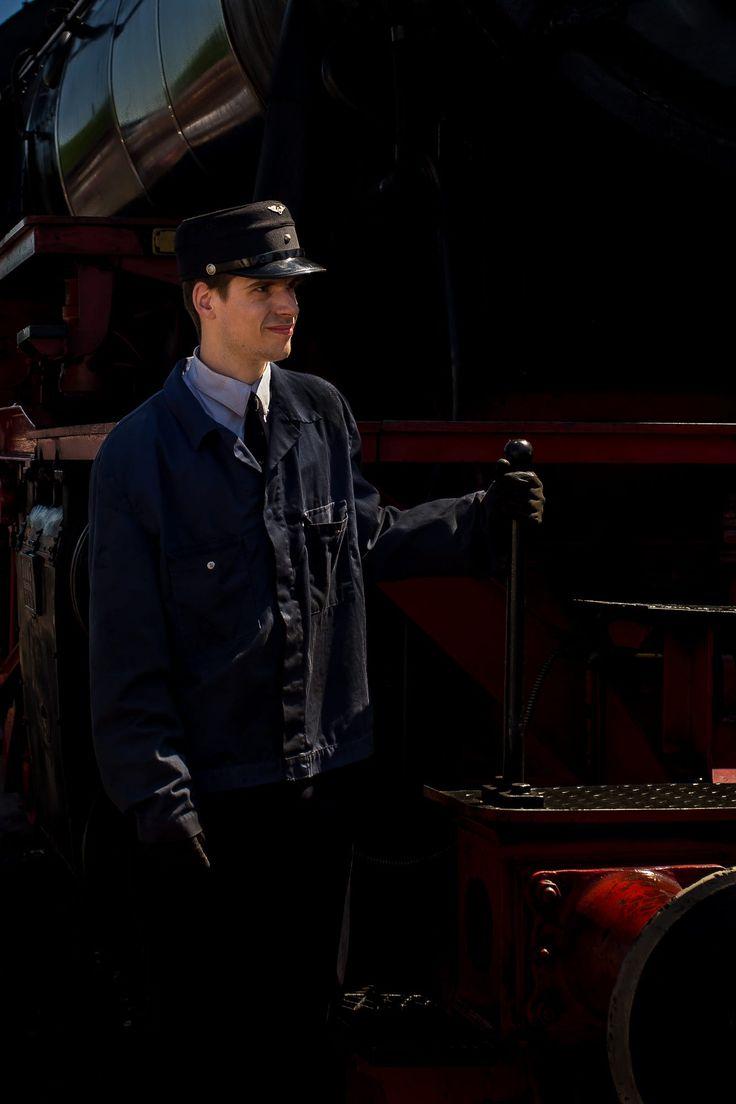 steamtrain by Martijn Eilander