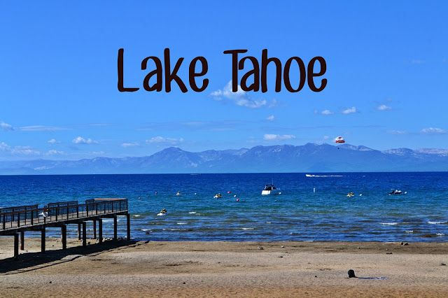 What you need to know about visiting the North Shore/ Kings Beach section of Lake Tahoe!
