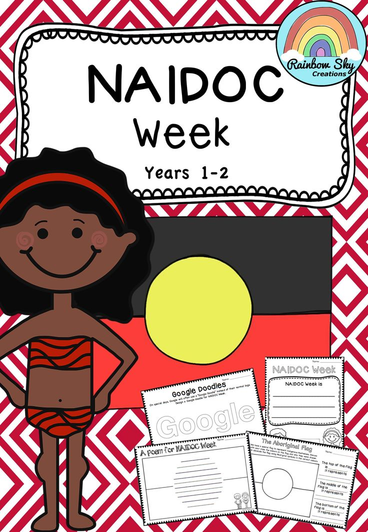 This pack for Years 1 -2 is designed to encourage students to think about the message of NAIDOC Week and to recognise the contributions of Indigenous Australians to our country.