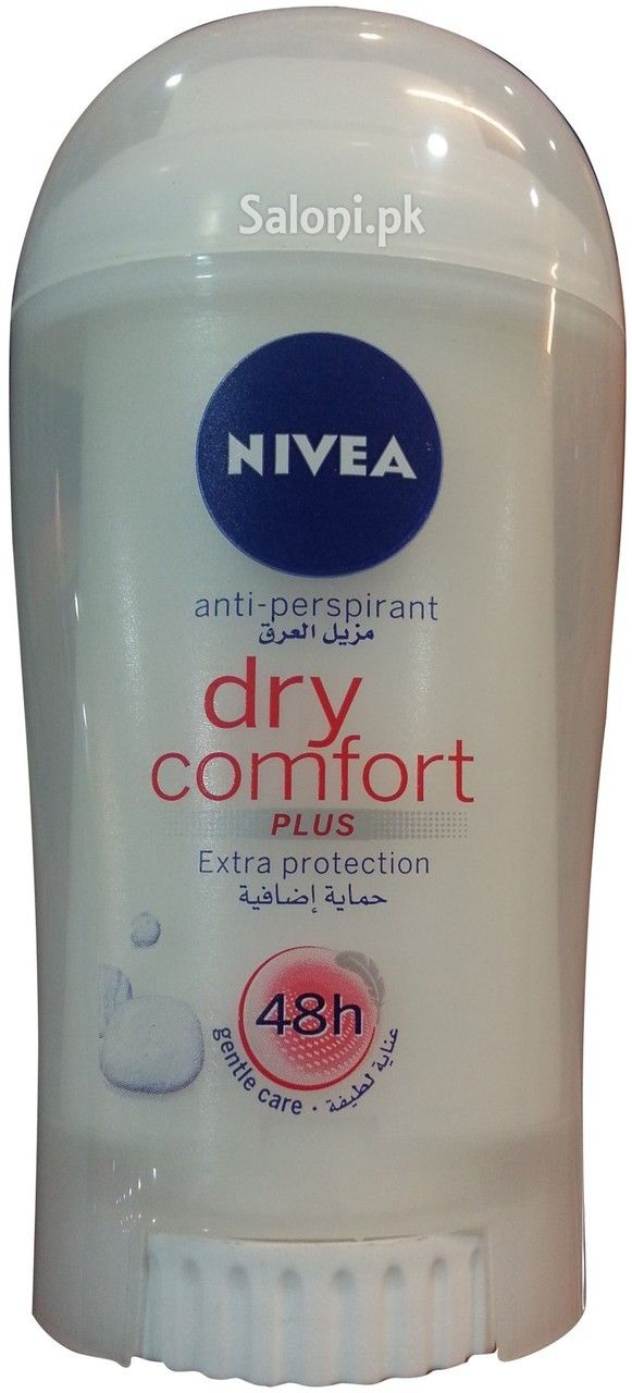 NIVEA DRY COMFORT PLUS EXTRA PROTECTION 48H DEODORANT 40 ML Saloni™ Health