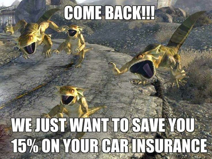 LOL!!! I would love to see more of this person's work! #GEICO #Fallout