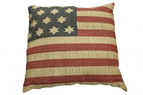 US flag Cushion. A Block and Chisel Product. Now R795. www.findit4women.co.za