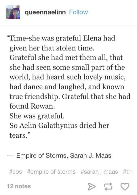 My heart broke when I read this for the first time...and every time after that